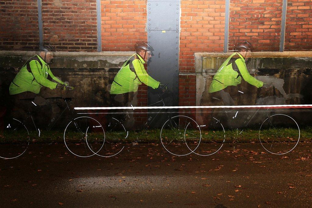 Fahrrad Effektbilder